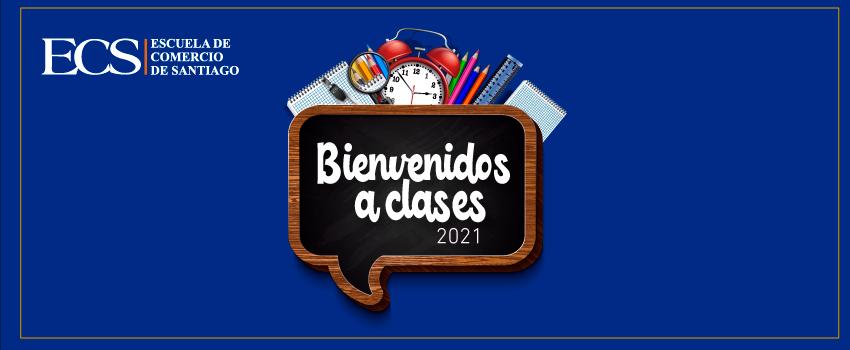 Carreras Profesionales - Comunicado Bienvenida Estudiantes ECS